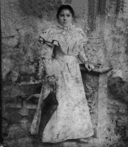 My Grandmother in 1898